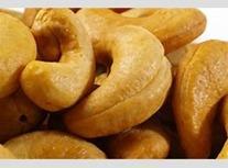 Cashew kernels (processed)
