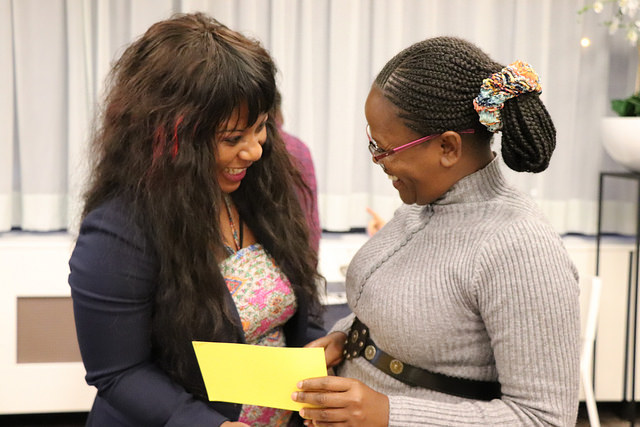 CTA workshop on women & agriculture