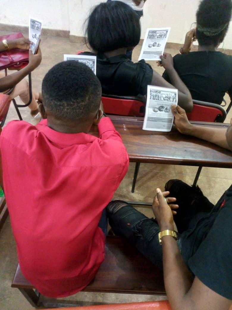 Bridging Information Gap for students