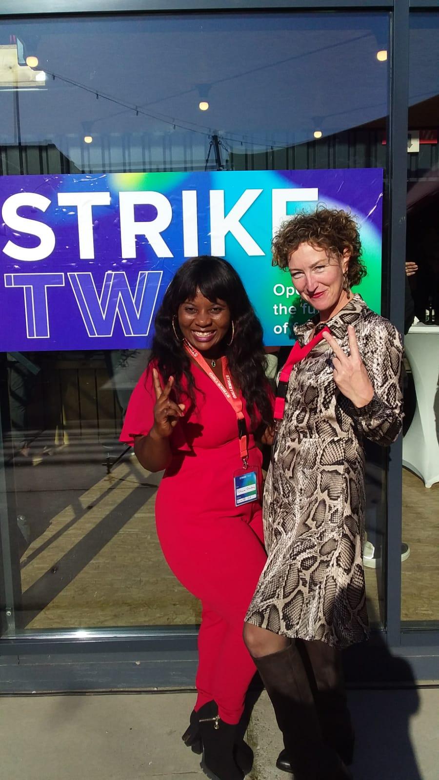 Strike Two Summit - Consumer Trust