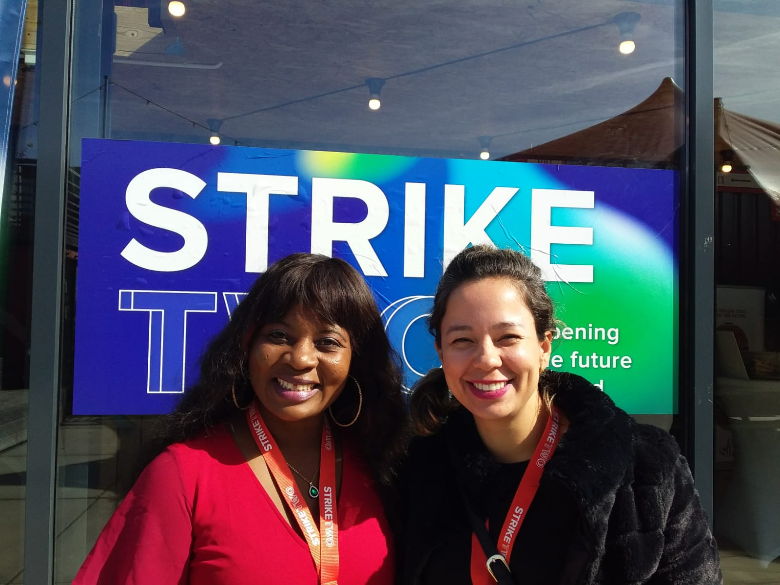 Strike Two Summit - Consumer Trust