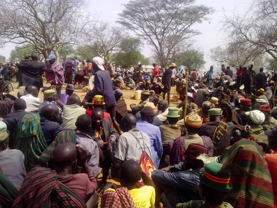 Uganda smallholder farmers