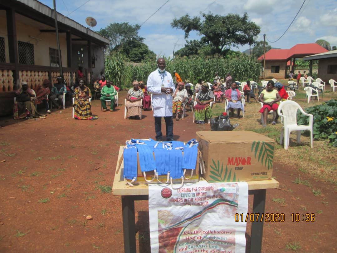 Campaign in Babungo