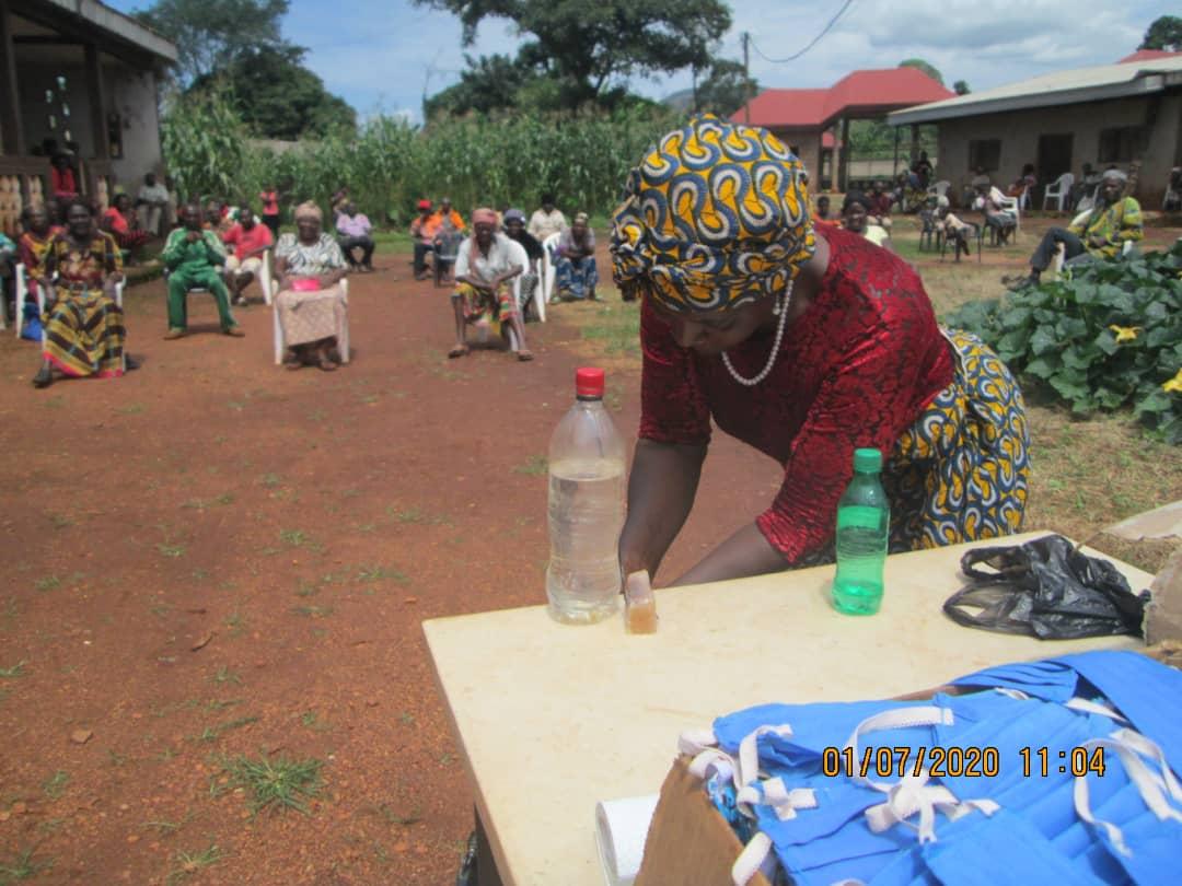 Handwashing Babungo