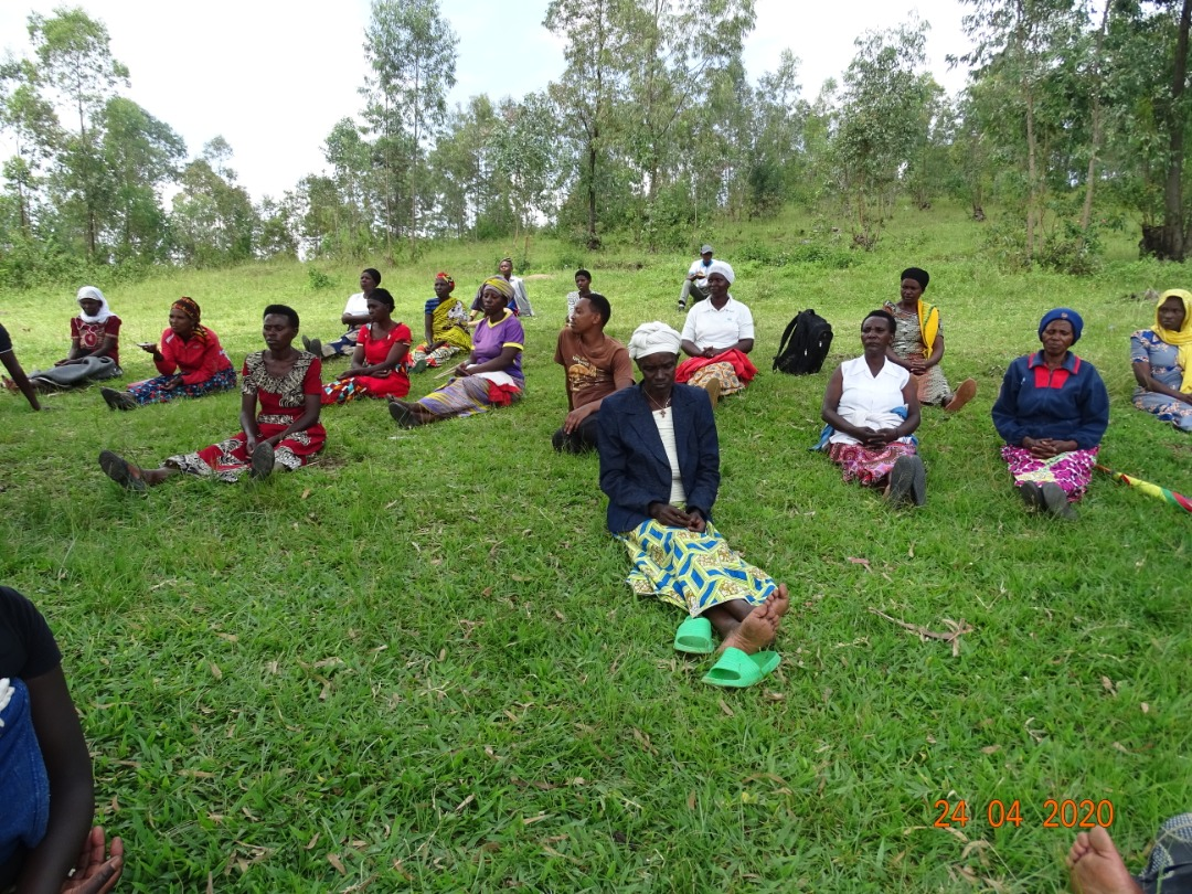 Rwanda smallholder farmers
