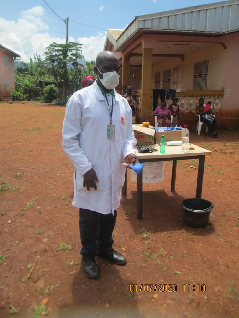 COVID-19 Campaign Babungo
