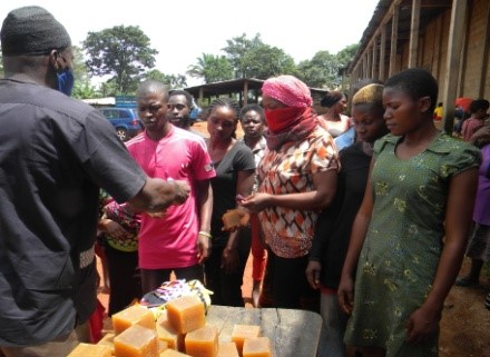 Campaign Bamenda, Cameroon
