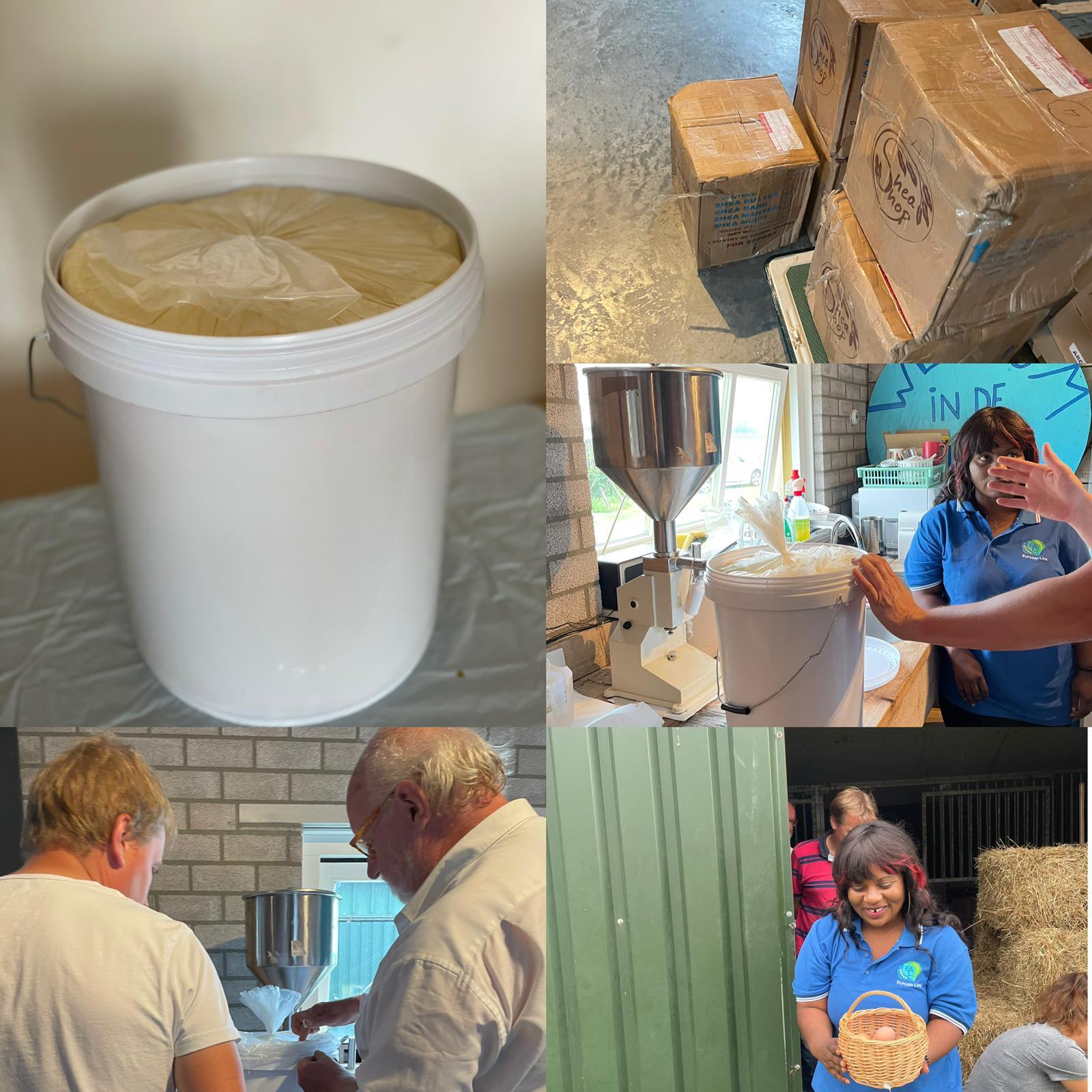 Nilotica Shea Butter Delivered